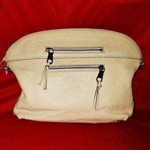 Authentic, Chloe, Double Zipper Clutch